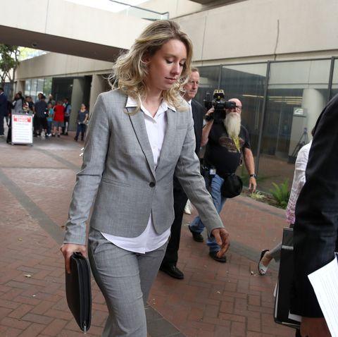 Theranos Executives Elizabeth Holmes And Sunny Balwani Return To Court