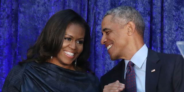 Image of article 'Michelle Obama Had Barack on Her Podcast to Talk the Pandemic, Community, and 'Having It All'