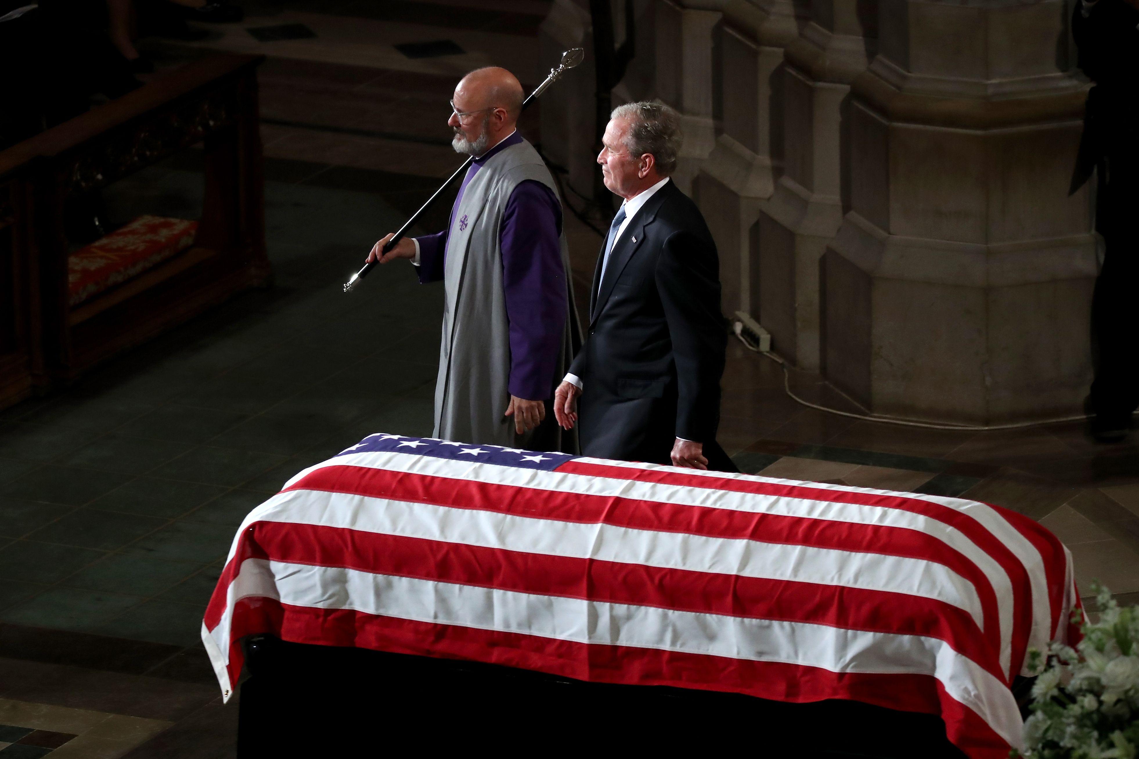 Funeral memorial speech