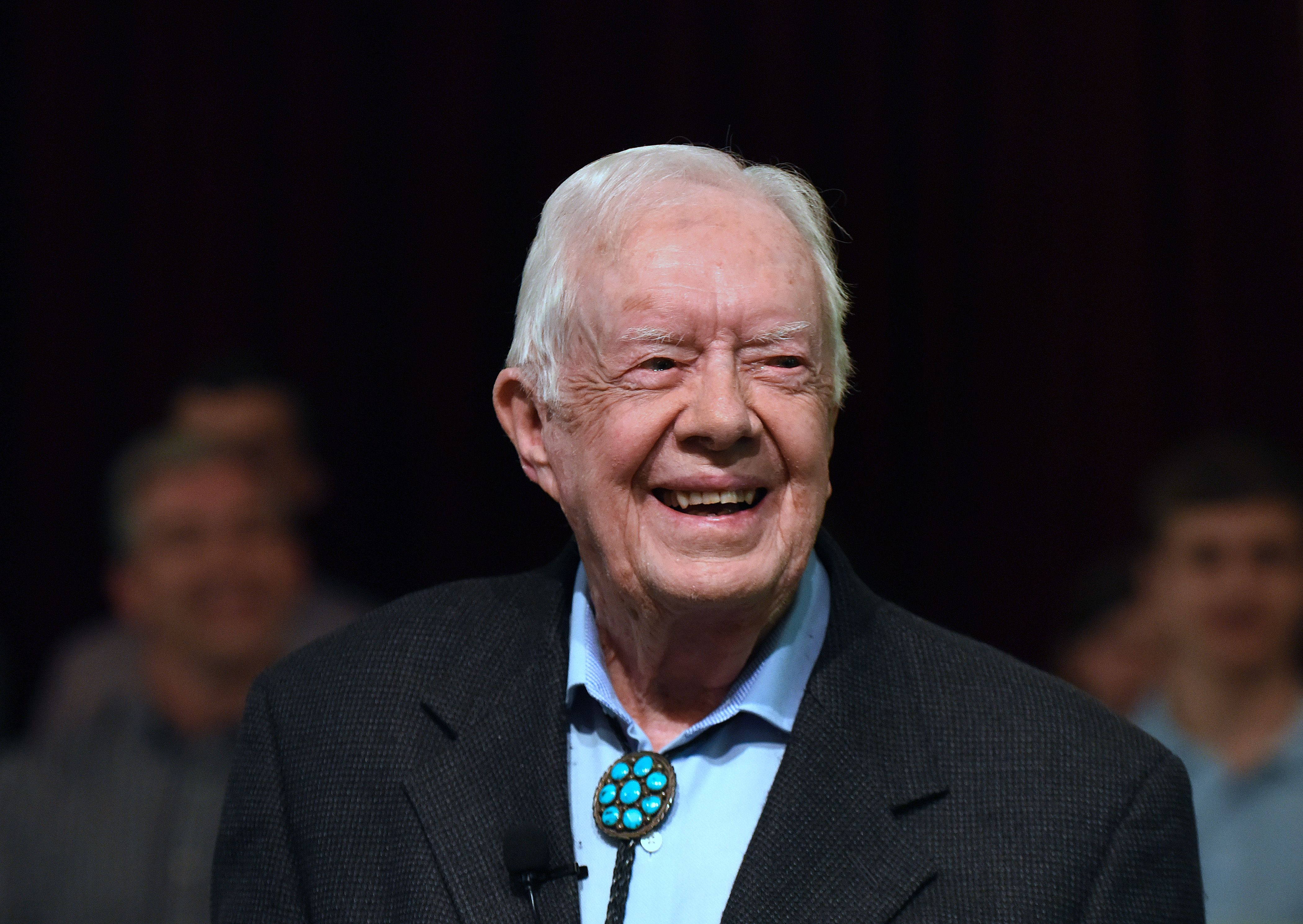 Jimmy Carter Opens Up About Cancer Battle