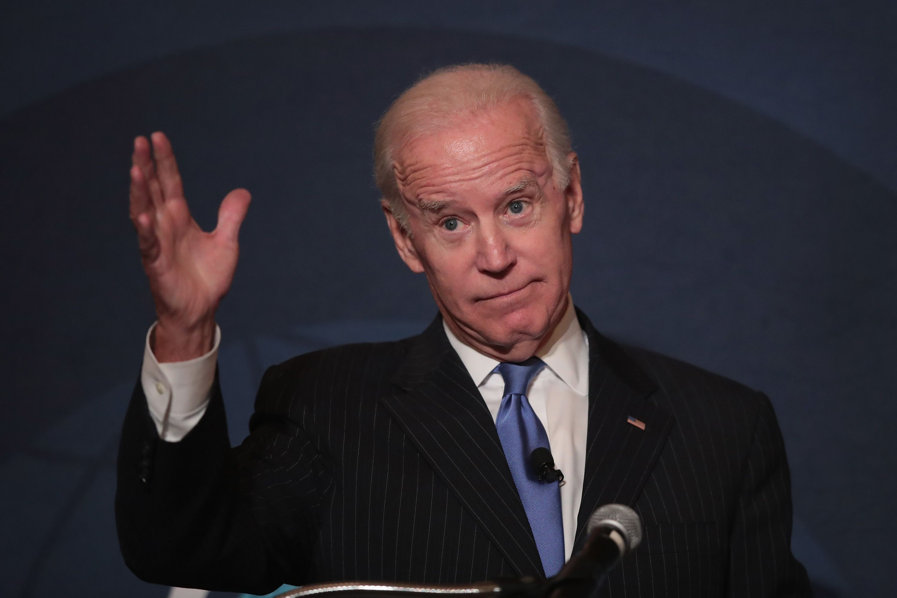 Just a Roundup of Joe Biden's Questionable Advice to Young Girls