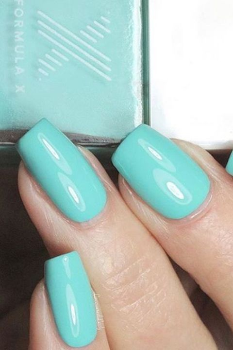 8 Best Spring Nail Colors For 2018 Coolest Spring Nail Polish Shades