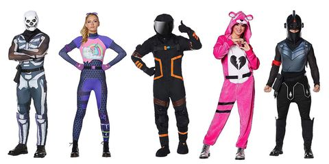Fortnite Halloween Costumes 2019.Groupe Fortnite Fr