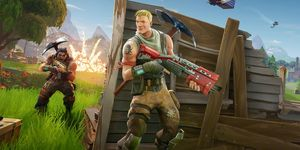Fortnite Battle Royale Epic Games