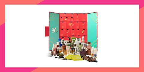 Fortnum & Mason beauty advent calendar