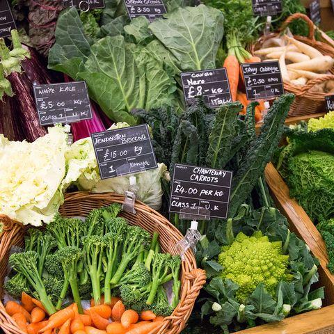 Natural foods, Local food, Whole food, Vegetable, Leaf vegetable, Food, Superfood, Cruciferous vegetables, Vegan nutrition, Chard,