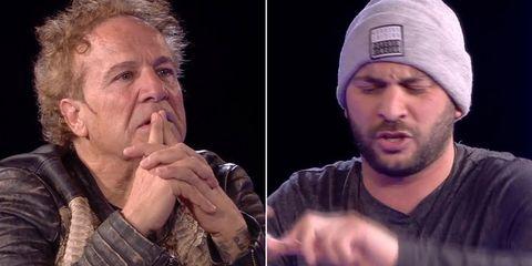 Fortu y Antonio Tejado protagonizan un tenso cara a cara en la 'Sala Dual'
