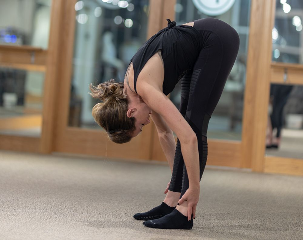 how to learn to do the splits