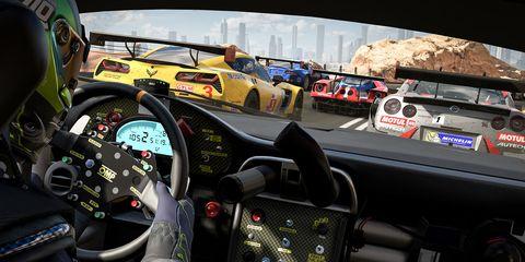 Forza 7 Car List