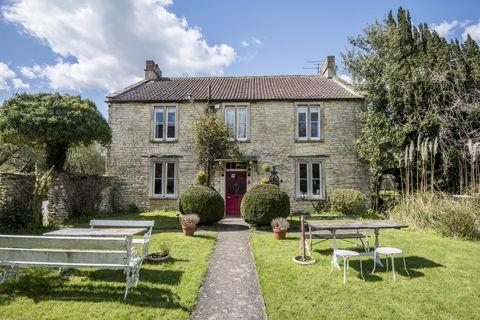 Fosse Farmhouse - cottage - David Merry & James Cook