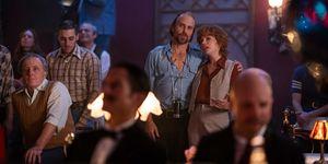 "Sam Rockwell y Michelle Williams en ""Fosse/Verdon"""
