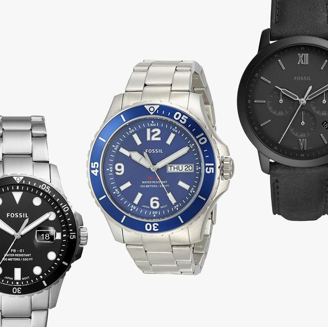 fossil watches prime day 2020 deals