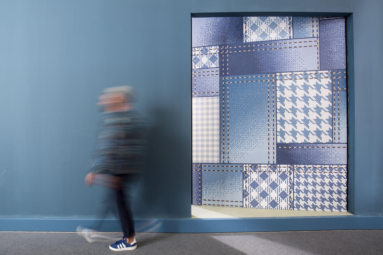 Bagno Con Mosaico Bianco rivestimento a mosaico: 19 ide arredo bagno 2019
