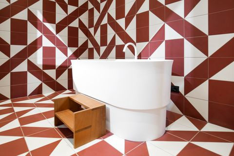 Fantasia Ceramica Roma.Decorative Bathroom Tiles 16 Inspirational Ideas To