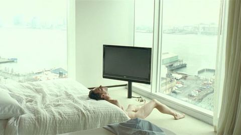 Michael Fassbender desnudo Shame