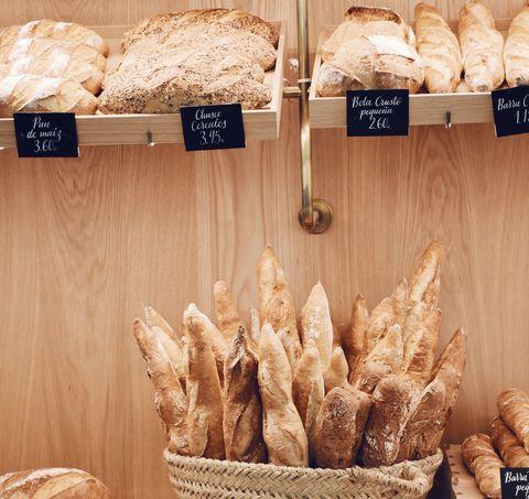 Pan del horno obrador Crustó