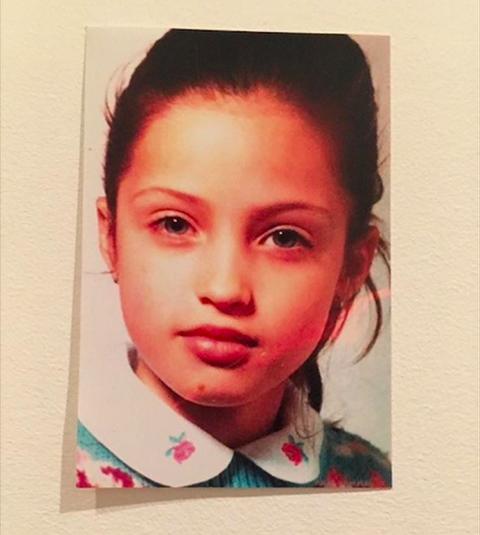 Las fotos de los famosos cuando eran pequeños.