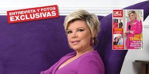 Terelu Campos se sincera con Diez Minutos