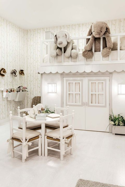 Dormitorio infantil de Piccolo Mondo