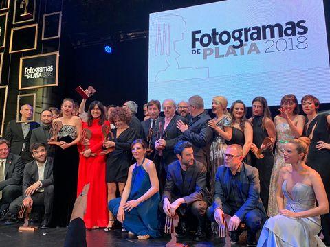 La gala completa de los Fotogramas de Plata 2018