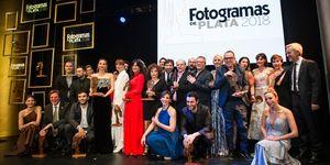 Fotogramas de plata 2018