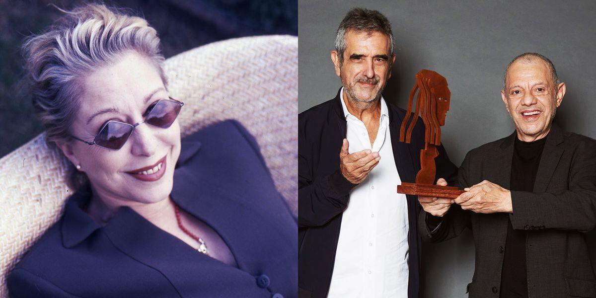 Fotogramas de Plata 2019: Un homenaje a Rosa María Sardá con Joaquín Oristrell y Lluís Pasqual