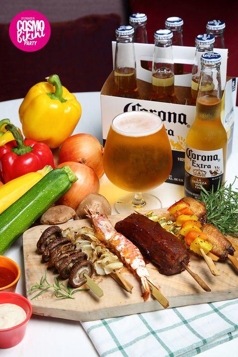 「白酒搭配生蠔、BBQ搭配啤酒特餐!」全台最強夏日派對推出五星主廚特餐