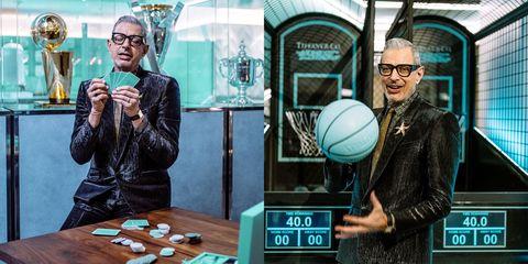 紐約必逛景點再+1!Tiffany & Co.男裝快閃店超好玩~打牌、投籃玩到瘋 還有擋車可以騎!