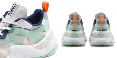 PUMA全新果凍色運動鞋