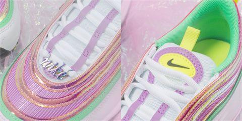 nike air max 97球鞋推出復古霓虹配色