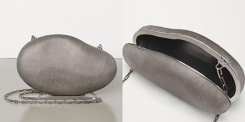 bottega veneta造型手拿包