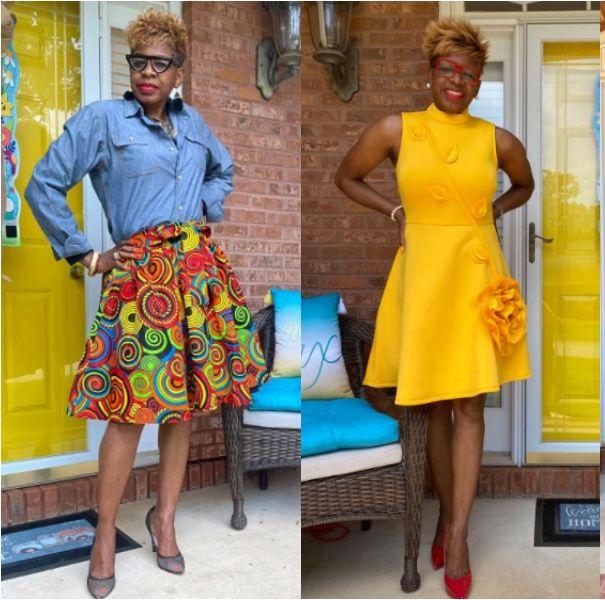 アメリカで小さなブティックを営むヴァージニア・シャープさんは、新型コロナウイルスの影響でお店の経営が窮地に陥った際、facebookで「オンラインファッションショー」をスタート! これが評判を呼び、彼女のセンス抜群のファッションや、生き方そのものに、注目の目が向けられているそう。