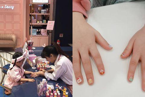 韓國,兒童彩妝,兒童spa,SHUSHU paint, shushu&sassy,美甲,化妝.beauty