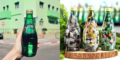 Bottle, Drink, Glass bottle, Product, Alcohol, Beer bottle, Alcoholic beverage, Distilled beverage, Borjomi, Liqueur,