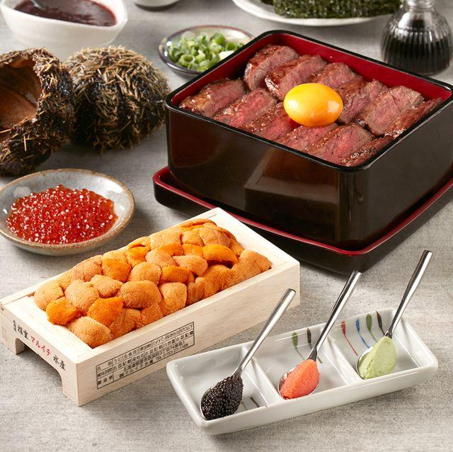 開丼「爆膽王丼」今夏回歸!馬糞海膽+翼板牛頂級組合,3種豪華吃法太過癮