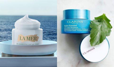 Product, Aqua, Cream, Cream, Skin care, Plant, Herb,