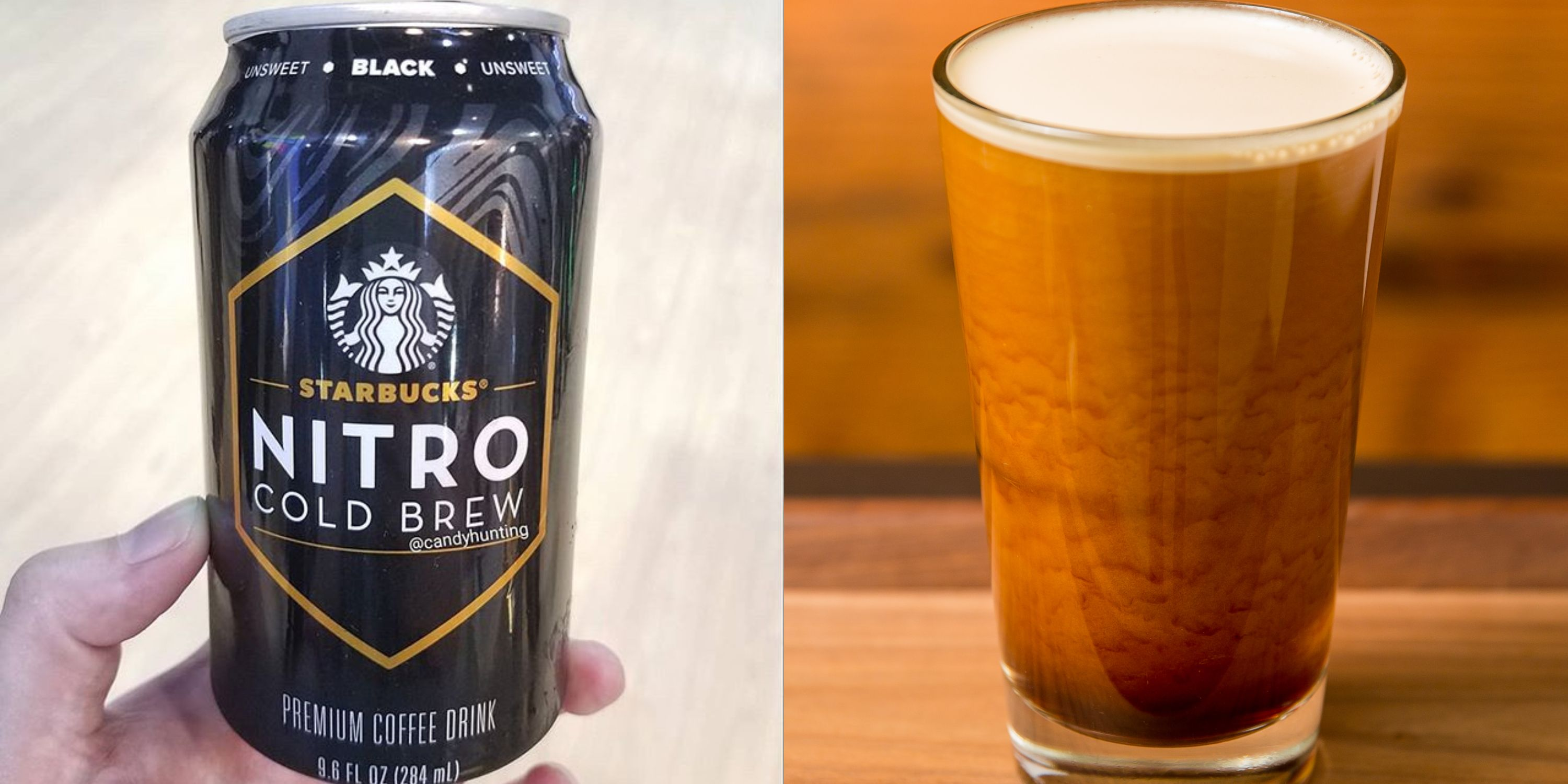 Starbucks Is Going To Sell Its Nitro Cold Brew In A Can
