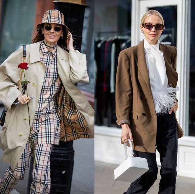 【倫敦時裝週】2020秋冬街拍直擊!換季穿搭、時髦配件 街頭潮人給你滿滿的造型靈感