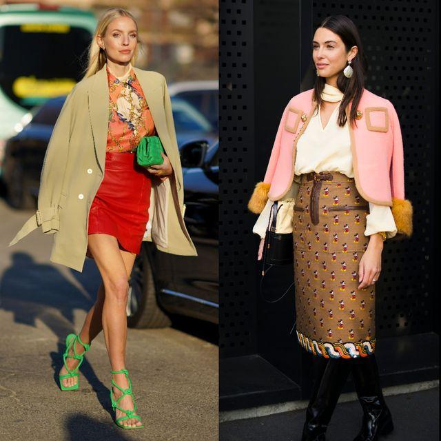 【米蘭時裝週】秀場外也精彩!2020秋冬街拍直擊 跟著潮人學風格混搭 給你滿滿的一週穿搭靈感