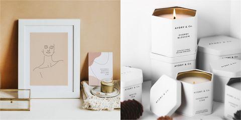 文青系香氛蠟燭推薦!天然植萃香氣+超高顏值 把居家空間打造成咖啡廳就是這麼容易~