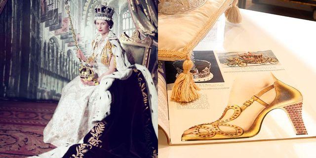 現地時間の6月2日、戴冠67周年を迎えた英国王室のエリザベス女王。王冠を頭にのせた写真は見たことがあるけれど、当日女王がどんな靴を履いていたかは知らないという人も多いのでは?実は靴のデザインを手がけたのはあの有名ブランドで、そのエッセンスは現代にも受け継がれているそう。