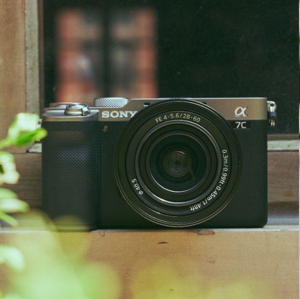 全球最輕巧全片幅相機sony a7c預購開跑,品味和生活美學一次擁有