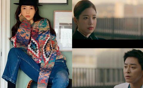 你可能在《機智醫生生活》看過她!演員奇恩世為愛淡出演藝圈,但ig早成為韓國小姐姐穿搭模板!