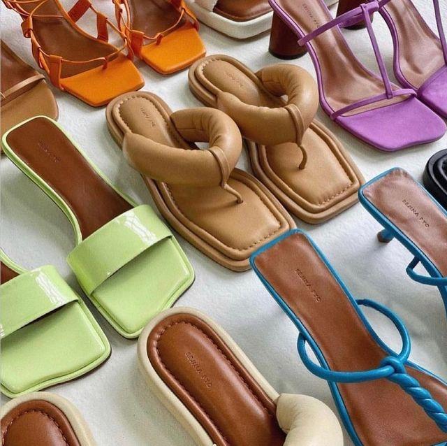 夏天穿搭就靠它!女孩必備10雙低跟涼鞋推薦 精品電商4折限時購!