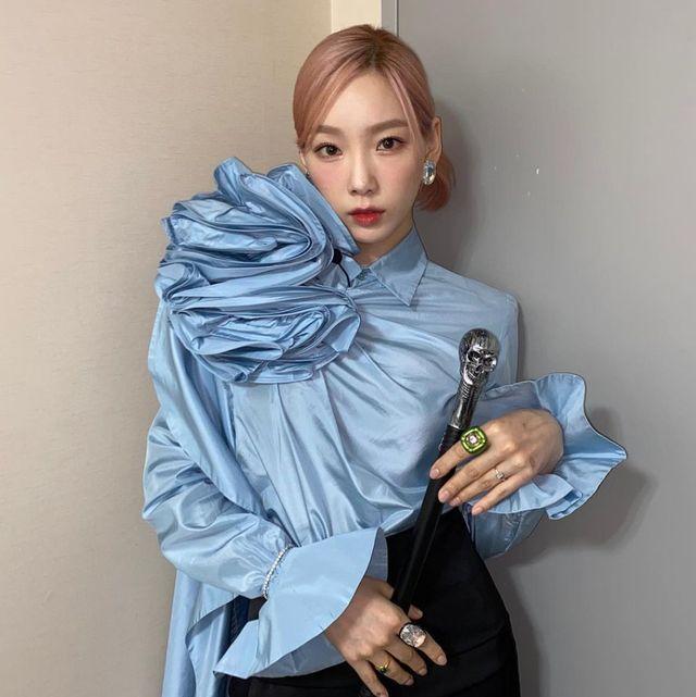 太妍、宣美配戴 collection i系列首飾,華麗中不失青春感!