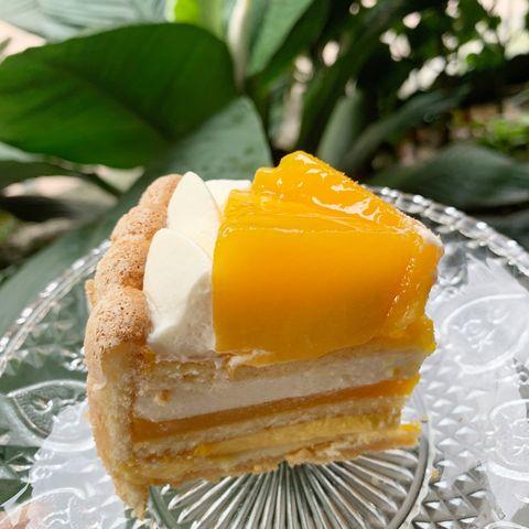 芒果甜點季來襲!芒果泡芙、芒果千層、芒果捲...等芒果甜點推薦特輯