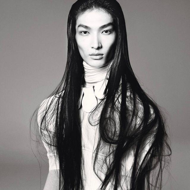 zhengyang zhang,模特兒,舞蹈家,guinevere van seenus,steven meisel
