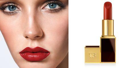 Lip, Face, Red, Lipstick, Eyebrow, Cosmetics, Skin, Beauty, Nose, Cheek,