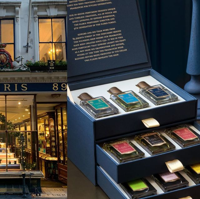 Floris London英國百年香水