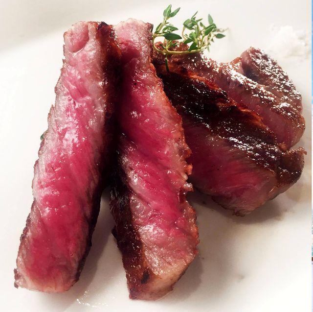 Food, Cuisine, Dish, Meat, Red meat, Beef, Roast beef, Flesh, Venison, Char siu,